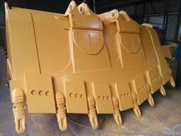 Ковш для экскаваторы САТ980 - фото 2