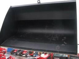 Ковш для телескопического погрузчика (2,5 м³)
