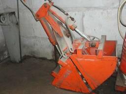 Ковш(навес на мини трактор)