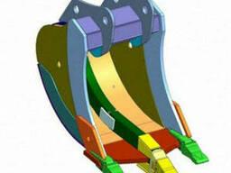 Ковш рыхлитель - br для всех видов экскаваторов