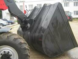 Ковш зерновой 5м. куб. на manitou jcb merlo bobcat claas cate - фото 4
