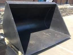 Ковш зерновой на телескопические погрузчики Manitou, JCB, Me
