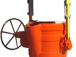 Ковши для разлива жидкого метала от 50 до 6000 кг