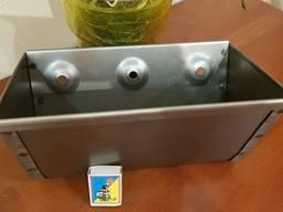 Ковши металлические без дна 125 мм, ковш нории