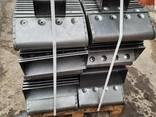 Штампованные металлические норийные ковши , нории - фото 2
