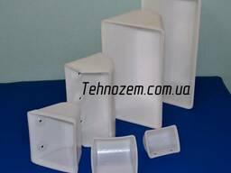 Ковши норийные пластиковые (полимерные): 110мм. - 420 мм. .
