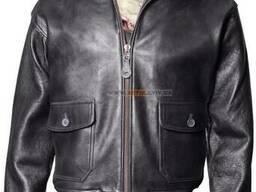 Кожаная куртка Official Top Gun Military G-1 Jacket
