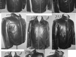 Кожаные куртки мужские дубленки распродажа