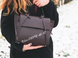 Кожаные сумки производства италии , сумка Люкс вера пелле