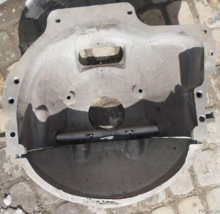 Кожух сцепления двигателя Д-243 под КПП ГАЗ-52/53