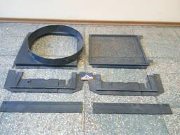 Кожух вентилятора ЮМЗ | Установка дифузора на радиатор