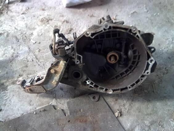КПП Коробка передач на Daewoo Lanos Део Ланос