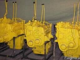 К-700, К-701, К-701А - Коробка передач