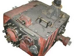 КПП / коробка передач трактора Т-40