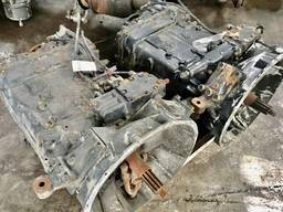 Кпп ZF16 маз 544008