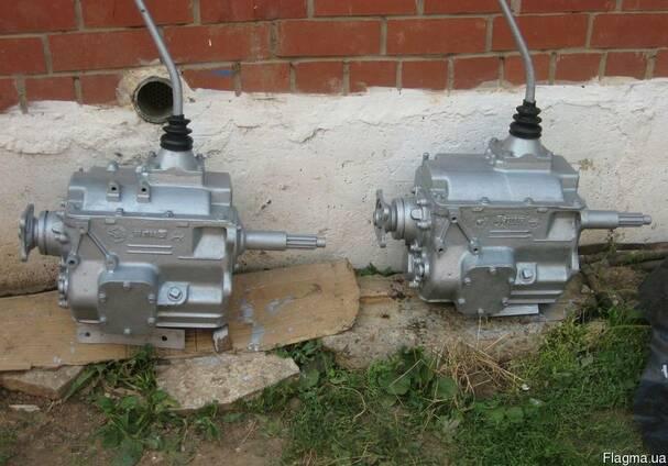 КПП ЗиЛ-130, ЗиЛ-131 (Коробка переключения передач)