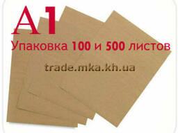 Крафт бумага А1 в упаковке по 100 и 500 листов