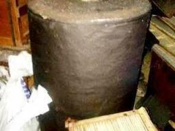 Крафт Бумага чёрная, упаковочная