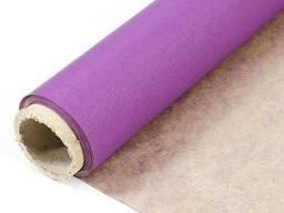 Крафт бумага в рулонах фиолетовый цвет 38 г/м2