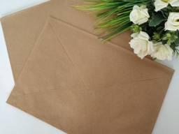 Крафт конверти А4