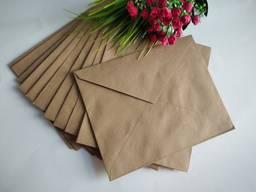 Крафт конверти А5