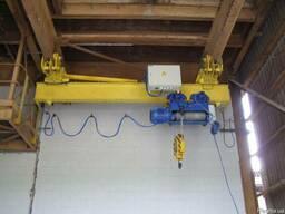 Кран-балки подвесные - изготовление, ремонт, монтаж