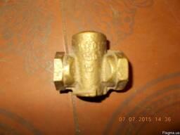 Кран газовый бытовой 11Б12бк Ду15, Ду20 Ру 0,1