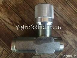 Кран гидравлический с обратным клапаном