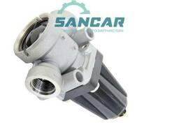 Кран, клапан обмеження тиску MAN Tga Tgs, Tgm, Tgx Tgl f2000 Wabco 81521016270