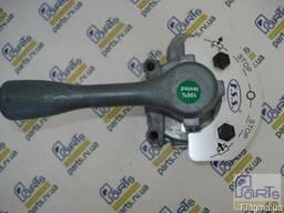 Кран (клапан) ручного управления пневмоподвеской полуприцепа - фото 4