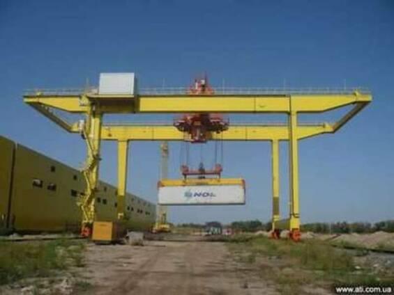 Кран козловой контейнерный БАРС