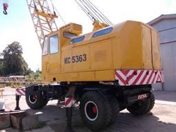 Кран МКГ или ДЭК, КС, РДК 16-25 тонн