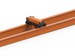 Кран мостовой электрический двухбалочный г/п 32/5т.