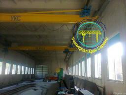 Кран мостовой подвесной
