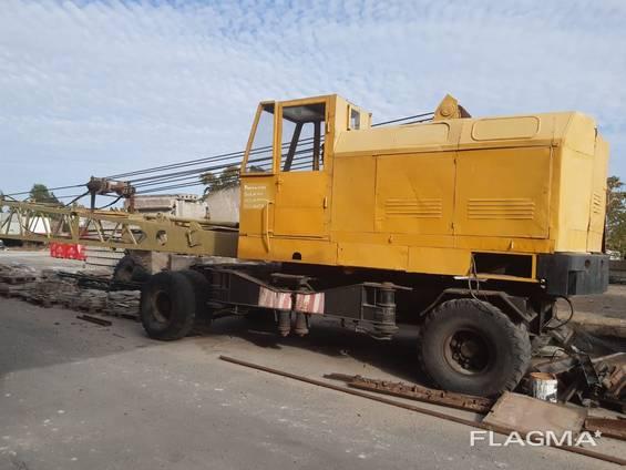 Кран пневмоколёсный КС-5363 Д, г/п 36т
