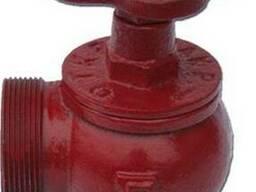 Кран пожежний ДУ 65