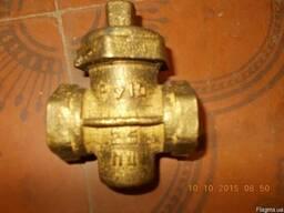Кран пробковый 11Б6бк(пз 33015) Ду 15-Ду50 Ру10 - фото 2