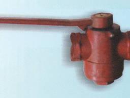 Кран разобщительный 383 (кран 4302)
