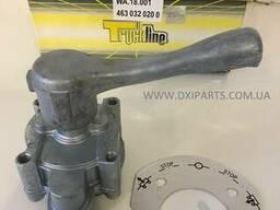 Гальмівний клапан причепа, Модель: WA18001