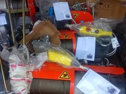 Лебедки краны электрические строительные, Италия