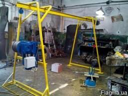 Кран строительный К-1, Умелец