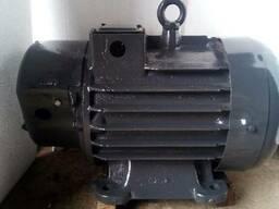 Крановий електродвигун МТF-311-8 7.5кВт на 750об.