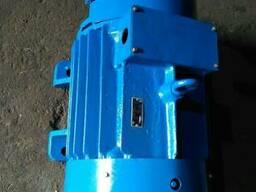 Крановый двигатель МТН 412-6, МТКН 412-6 30 кВт новый