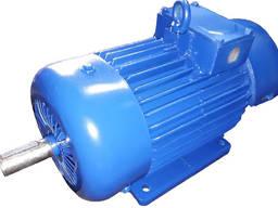 Крановый электродвигатель MTФ 411-6