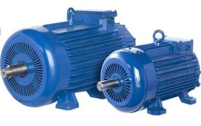 Крановый Электродвигатель МТКН 512-8