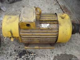 Крановый электродвигатель МТН 311-6, 11кВт/945об/мин.