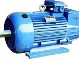 Крановый электродвигатель МТН 412-6 30, 0 кВт 960 об/мин
