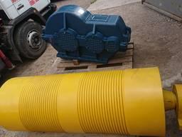 Крановый редуктор грузовой барабан колеса к2р к1р крюки