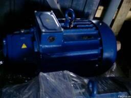 Крановый электродвигатель МТН 411-8 15, 0 кВт 890 об/мин