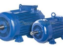 Крановые электродвигатели с фазным ротором MTF, МТН, ДMTF
